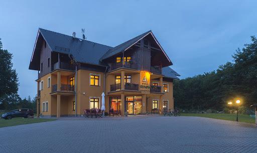 Zdjęcie Pensjonatu Olympia w Przesiece