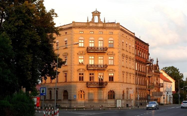 Zdjęcie Sądu Rejonowego w Lwówku Śląskim