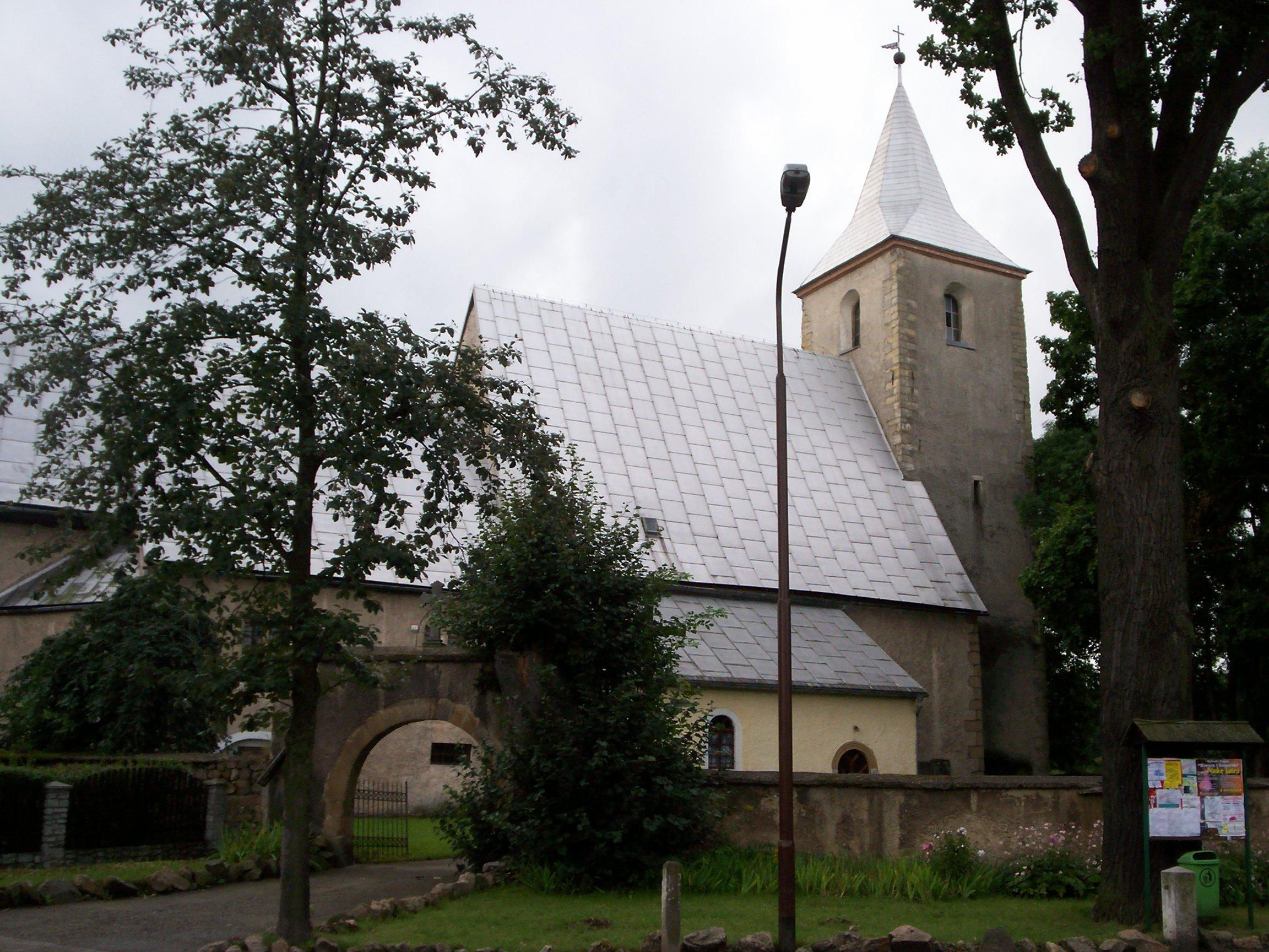 Kościół Wojanów